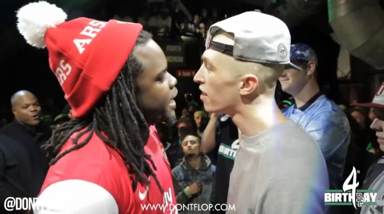 Arsonal, Shotty Horroh