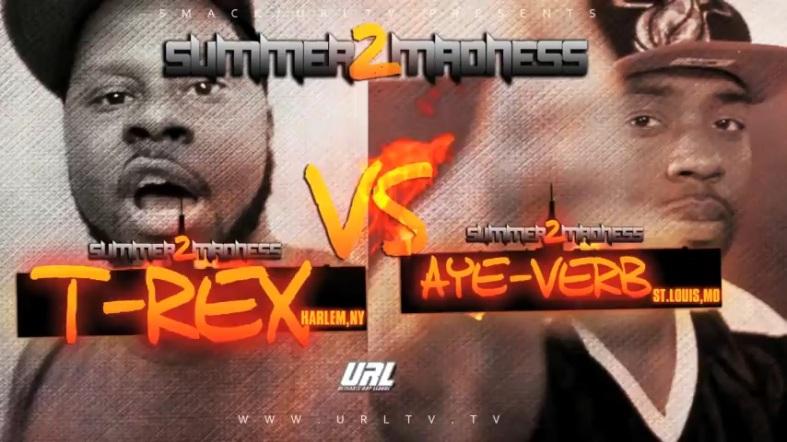 T-Rex, Ayeverb